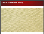 Wills SSMP205 Cobblestone Walling
